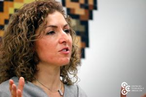 Anousheh nos platica los retos en la EEI
